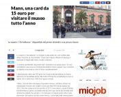 Repubblica web 27 nov 2018 Open MANN